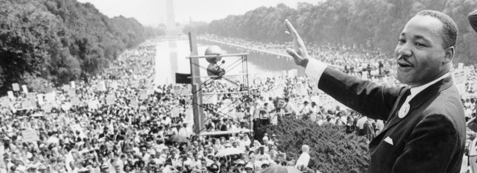 5 lições de liderança de Martin Luther King